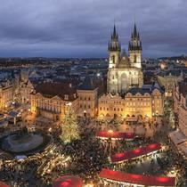圣诞节度假好去处 最具圣诞气息的10个欧洲城市