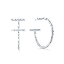 这五种钻石耳环 可以搭配你的所有衣服
