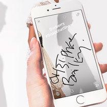 Burberry 数字平台&社交媒体发展成就