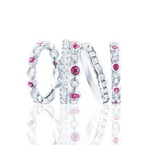 TSL | 谢瑞麟「指语」系列,赋予戒指佩戴全新定义 对所爱所信,尽情宣示