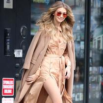 本周女星最佳街拍TOP10 各式外套穿出冬季好品味