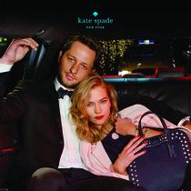 kate spade new york 释出2015假日系列广告大片