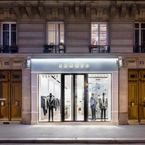 SANDRO HOMME男装专门店于巴黎RUE DES ARCHIVES隆重开幕