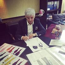 VOGUE专访GMB创意总监Giancarlo Mossi Borella