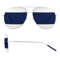 迪奥二零一六夏季DIORSPLIT太阳眼镜系列——几何分割新演绎经典