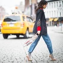 九分牛仔裤搭配这些鞋 你想怎么时髦都可以
