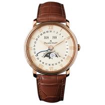 无憾的岁月:宝珀经典全历月相腕表