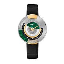 精致优雅、卓凡工艺、创意无限 尽在Fendi Timepieces