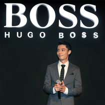 "HUGO BOSS中国开启""Man of Today""全新主题"