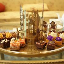 GODIVA携手北京丽思卡尔顿酒店呈献经典巧克力下午茶