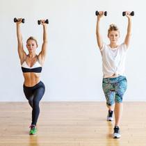 这些运动即使在家练也能得到让你惊讶的效果