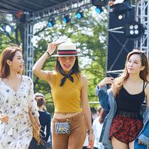 Forever 21 2016夏季系列为你的音乐节之旅打造潮酷出街装