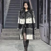 """Chanel""""巴黎在罗马""""高级手工坊系列北京大秀"""