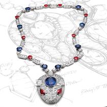 寶格麗2016年高級珠寶系列 MAGNIFICENT INSPIRATIONS 華彩之源-特色工藝