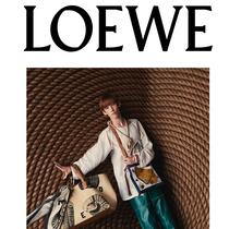 LOEWE 2017春夏男装形象大片预览