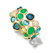 FRED Belles Rives系列 炎炎夏日,感受南法蔚蓝海岸的旖旎风光-欲望珠宝