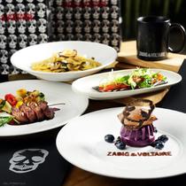 法时装品牌 Zadig & Voltaire 与瑜舍 Sureño 餐厅合作推出午间套餐