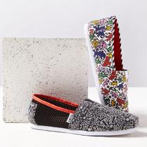 TOMS推出最新秋冬系列型鞋