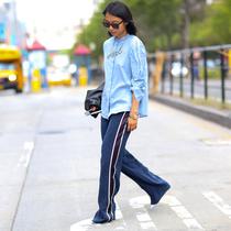 人人都有的阔腿裤 你怎么穿才能不一样