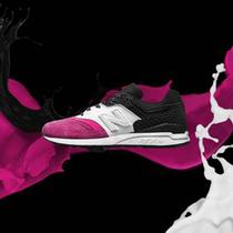 NEW BALANCE x PHANTACi正式推出市售版NB997.5鞋款 联名同庆经典限量