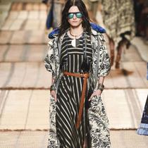 #Suzy米兰时装周  Pucci与Etro:印花新面貌