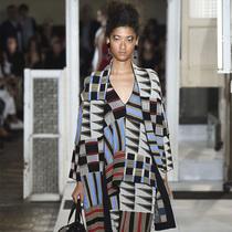 #Suzy米兰时装周  Antonio Marras:汲取非洲灵感