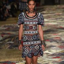 #Suzy巴黎时装周  手工艺之魅:Alexander McQueen & Rahul Mishra