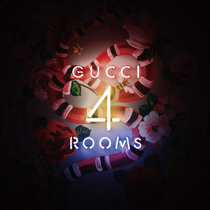古驰推出全新拟真艺术合作项目:Gucci 4 Rooms