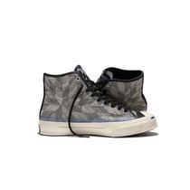 CONVERSE推出纯手工打造JACK PURCELL SIGNATURE MID QUILT鞋履