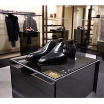 Zegna In London: Feet First