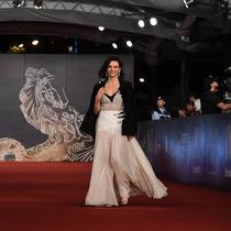 朱丽叶·比诺什身着 LANVIN 服饰出席金马奖颁奖典礼