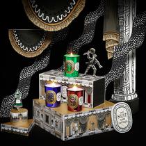 diptyque冬日限量 梦幻波洛克剧场的圣诞童话