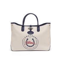 LONGCHAMP「珑骧」推出Roseau 1948 2017春季城市限量版包袋