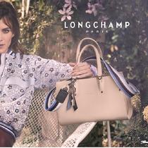 LONGCHAMP「珑骧」发布2017春季系列广告大片