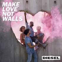 DIESEL 2017春夏广告大片伦敦盛大发布,致爱未来