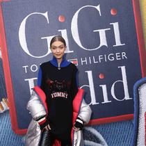 全球品牌大使GIGI HADID前往伦敦 庆贺2017春季TOMMY X GIGI 系列
