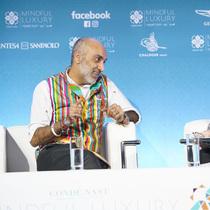 康泰纳仕国际奢侈品会议:认识真正的Manish Arora