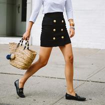 比小白鞋还舒服时髦的平底鞋有哪些?