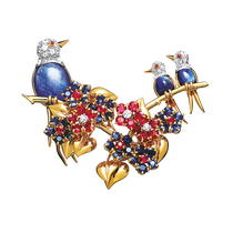 Van Cleef & Arpels 梵克雅宝——高级珠宝与日本工艺艺术典藏臻品回顾展-欲望珠宝