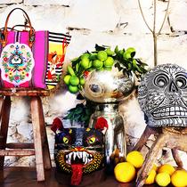 匠心独具 致敬生命| Christian Louboutin与Fundación Haciendas del Mundo Maya的跨界合作Mexicaba