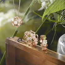 CHAUMET臻品加冕心中女王,爱的花束礼赞永恒缘分-欲望珠宝