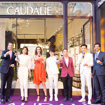 上海太古汇欧缇丽Caudalie 首家旗舰店全新盛大开业