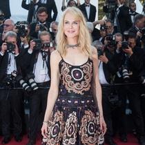GIORGIO ARMANI为第70届戛纳电影节周年庆典嘉宾提供服饰