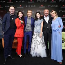 章子怡、廖凡、陆川 共谈生活美学 宝格丽开启上海电影节意大利电影周-派对与盛事