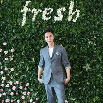 Fresh馥蕾诗宣布陈坤成为品牌首位形象代言人