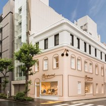 Bonpoint亚洲第一家概念店落座东京银座 小樱桃的好朋友黄多多带你一探究竟