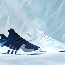 为保护海洋而生 adidas Originals by Parley EQT Support ADV CK即将登场