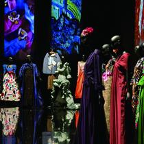 Musée Yves Saint Laurent, Marrakesh: A Life in Colour-Suzy Menkes专栏