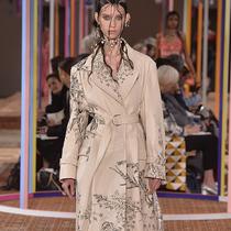 Alexander McQueen 2018年春夏女装系列