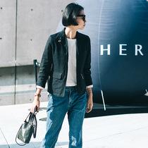 选对版型也要搭对鞋 这可能是最全的牛仔裤攻略-风格示范